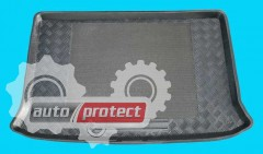 Фото 1 - TM Rezaw-Plast Коврики в багажник Citroen Berlingo 1999-2007-> резино-пластиковые, 4/5 дв., 5-ть мест, черный, 1шт