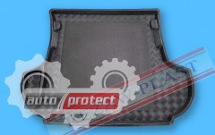 Фото 1 - TM Rezaw-Plast Коврики в багажник Citroen C-crosser 2007-2012-> резино-пластиковые, черный