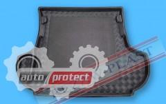 Фото 2 - TM Rezaw-Plast Коврики в багажник Citroen C-crosser 2007-2012-> резино-пластиковые, черный