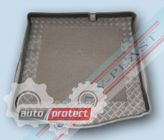 Фото 1 - TM Rezaw-Plast Коврики в багажник Citroen C-Elisee 2012 -> резино-пластиковые, черный, 1шт