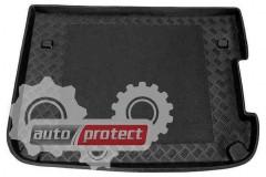 Фото 1 - TM Rezaw-Plast Коврики в багажник Citroen C4 Picasso 2007-> резино-пластиковые, 5ть мест, черный