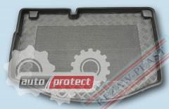 Фото 1 - TM Rezaw-Plast Коврики в багажник Citroen DS3 2011-> резино-пластиковые, хетчбэк 3 дв., черный