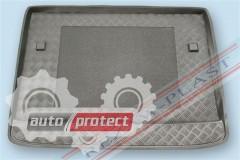 Фото 2 - TM Rezaw-Plast Коврики в багажник Citroen DS5 2012-> резино-пластиковые, черный