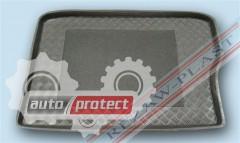 Фото 1 - TM Rezaw-Plast Коврики в багажник Citroen DS5 2012-> резино-пластиковые, черный