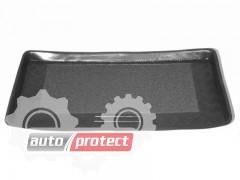Фото 1 - TM Rezaw-Plast Коврики в багажник Daewoo Matiz 1998-> резино-пластиковые, хетчбэк, черный, 1шт