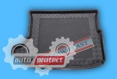 Фото 1 - TM Rezaw-Plast Коврики в багажник Dodge Caliber 2006 -> резино-пластиковый, черный