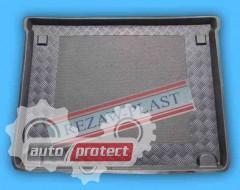 Фото 1 - TM Rezaw-Plast Коврики в багажник Dodge Nitro 2007 -> резино-пластиковый, черный