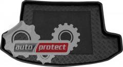 Фото 1 - TM Rezaw-Plast Коврики в багажник Fiat Croma 2005 -> резино-пластиковый, черный 1шт