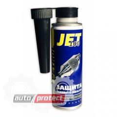 Фото 1 - Jet100 JET 100 Защита сажевого фильтра (дизельный двигатель), 250 мл (хадо)
