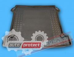 Фото 1 - TM Rezaw-Plast Коврики в багажник Fiat Doblo MAXI 2008-2010-> резино-пластиковый, черный 1шт