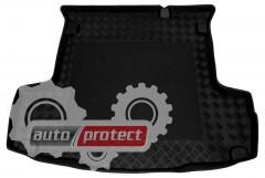 Фото 1 - TM Rezaw-Plast Коврики в багажник Fiat Linea 2007-2012-> резино-пластиковый, черный 1шт
