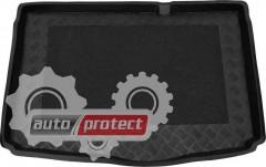 Фото 1 - TM Rezaw-Plast Коврики в багажник Fiat Punto Grande 2006 -> резино-пластиковый, черный, 1шт