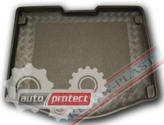 Фото 1 - TM Rezaw-Plast Коврики в багажник Ford C-Max 2010-> резино-пластиковые, черный, 1шт