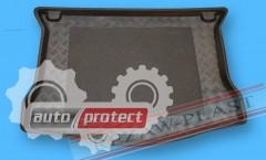Фото 1 - TM Rezaw-Plast Коврики в багажник Ford Kuga 2008-2012-> резино-пластиковые, кроссовер, черный, 1шт