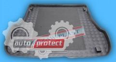 Фото 1 - TM Rezaw-Plast Коврики в багажник Ford Mondeo 1993-2000-> резино-пластиковые, комби, черный, 1шт