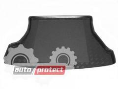 Фото 2 - TM Rezaw-Plast Коврики в багажник Ford Mondeo 2000-2007-> резино-пластиковые, комби, черный, 1шт