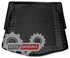 Фото 2 - TM Rezaw-Plast Коврики в багажник Ford Mondeo 2007 -2013-> резино-пластиковые, комби, черный, 1шт