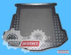 Фото 3 - TM Rezaw-Plast Коврики в багажник Ford Mondeo 2007 -2013-> резино-пластиковые, комби, черный, 1шт