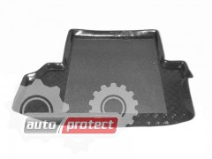 Фото 1 - TM Rezaw-Plast Коврики в багажник Honda Accord 1997-2002-> резино-пластиковые, седан, черный, 1шт