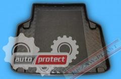 Фото 1 - TM Rezaw-Plast Коврики в багажник Honda Accord 2008-> резино-пластиковые, комби, черный, 1шт