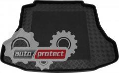 Фото 1 - TM Rezaw-Plast Коврики в багажник Honda Civic 2006-2012-> резино-пластиковые, седан, черный, 1шт