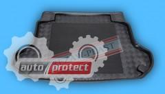 Фото 1 - TM Rezaw-Plast Коврики в багажник Honda CR-V 2002-2007-> резино-пластиковые, черный, 1шт