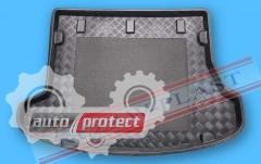 Фото 1 - TM Rezaw-Plast Коврики в багажник Hyundai i30 2007-2012-> резино-пластиковые, комби, черный, 1шт