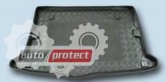 Фото 1 - TM Rezaw-Plast Коврики в багажник Hyundai Veloster 2011-> резино-пластиковые, черный, 1шт