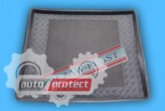 Фото 1 - TM Rezaw-Plast Коврики в багажник Jeep Commander 2006-> резино-пластиковые, 7-ми местный, черный