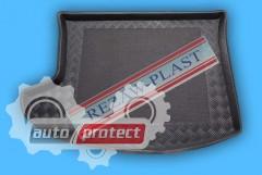 Фото 1 - TM Rezaw-Plast Коврики в багажник Jeep Compass 2006-> / Jeep Patriot 2006-> резино-пластиковые, черный, 1шт