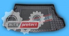 Фото 1 - TM Rezaw-Plast Коврики в багажник Kia Sorento 2002-2009-> резино-пластиковый, кроссовер 5-ти местный, черный