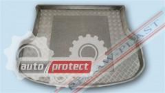 Фото 1 - TM Rezaw-Plast Коврики в багажник Kia Sorento 2011 ->резино-пластиковый, кроссовер 5-ти местный, черный
