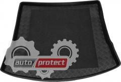 Фото 1 - TM Rezaw-Plast Коврики в багажник Mazda 5 2006 -> резино-пластиковые, черные, 1шт