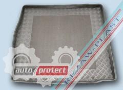 Фото 1 - TM Rezaw-Plast Коврики в багажник Mazda 6 2012-> резино-пластиковые, седан, черные, 1шт