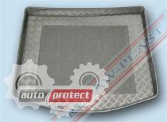 Фото 1 - TM Rezaw-Plast Коврики в багажник Mazda CX-5 2011-> резино-пластиковые, черные, 1шт
