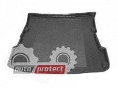Фото 1 - TM Rezaw-Plast Коврики в багажник Mazda MPV 1999-2006-> резино-пластиковые, черные, 1шт