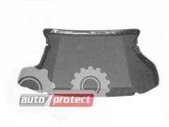 Фото 1 - TM Rezaw-Plast Коврики в багажник Mazda Premacy Van 2001-2004-> резино-пластиковые, черные, 1шт