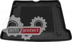 Фото 1 - TM Rezaw-Plast Коврики в багажник Mercedes-Benz Vaneo 2002-> резино-пластиковые, черные, 1шт