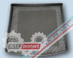 Фото 1 - TM Rezaw-Plast Коврики в багажник Mitsubishi Outlander XL 2012-> резино-пластиковые, черные, 1шт