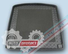 Фото 1 - TM Rezaw-Plast Коврики в багажник Opel Astra J 2012-> резино-пластиковый, седан, черный