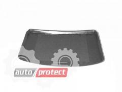 Фото 1 - TM Rezaw-Plast Коврики в багажник Peugeot 106 2000-> резино-пластиковый, хетчбэк, черный