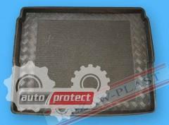 Фото 2 - TM Rezaw-Plast Коврики в багажник Peugeot 3008 2009-> резино-пластиковый, черный
