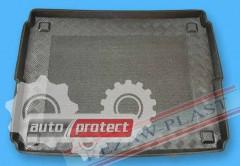 Фото 1 - TM Rezaw-Plast Коврики в багажник Peugeot 3008 2009-> резино-пластиковый, черный