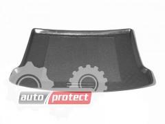 Фото 2 - TM Rezaw-Plast Коврики в багажник Peugeot 306 1993-2001-> резино-пластиковый, хетчбэк, черный
