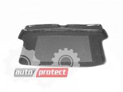 Фото 1 - TM Rezaw-Plast Коврики в багажник Peugeot 307 2001-2007-> резино-пластиковый, комби, черный