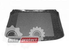 Фото 2 - TM Rezaw-Plast Коврики в багажник Peugeot 307 2001-2007-> резино-пластиковый, комби, черный