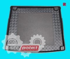 Фото 1 - TM Rezaw-Plast Коврики  в багажник Peugeot 407 2004 -> резино-пластиковый, седан, черный