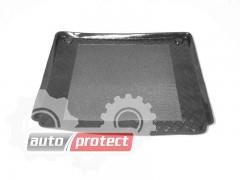 Фото 2 - TM Rezaw-Plast Коврики  в багажник Peugeot 407 2004 -> резино-пластиковый, седан, черный