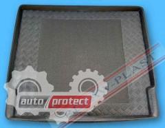 Фото 1 - TM Rezaw-Plast Коврики в багажник Peugeot 5008 2010 -> резино-пластиковый, черный