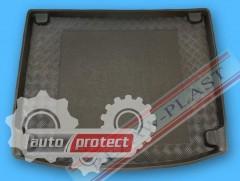 Фото 1 - TM Rezaw-Plast Коврики в багажник Porshe Cayenne 2010 -> резино-пластиковый, черный